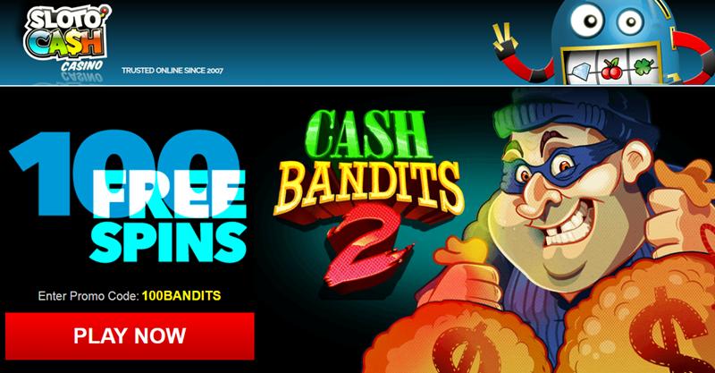 Slotocash No Deposit Bonus Code