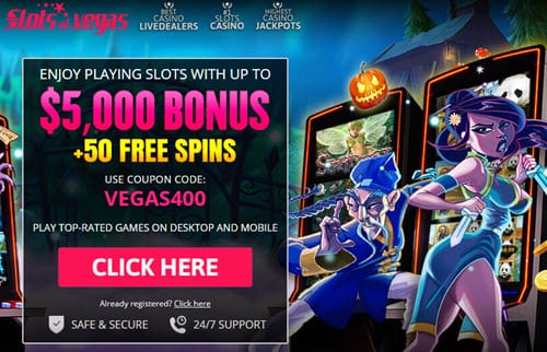 slots of vegas casino coupons
