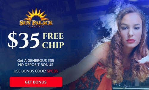 No Deposit Codes For Sun Palace Casino