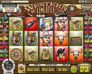 Western Wildness Slots