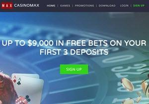 Casino Max No Deposit Bonus Codes 2020 25 Free Chips Here