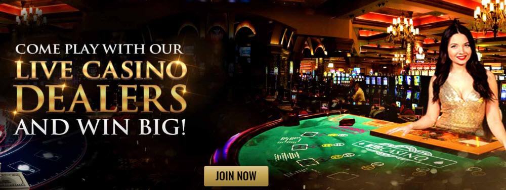 MYB Casino live