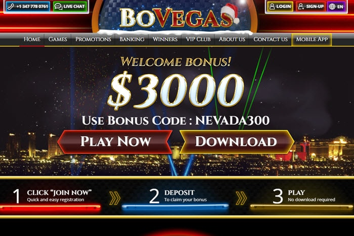BoVegas Casino