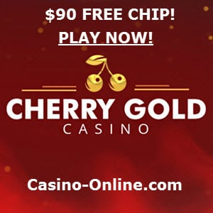 Cherry Gold Casino no deposit bonus codes $90 Free