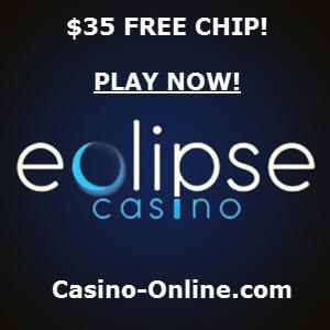 Eclipse Casino no deposit bonus codes 35 Free