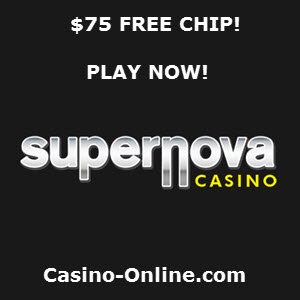 Supernova Casino No Deposit Bonus Codes 2020 75 Free Chip