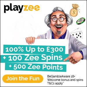 Playzee Casino UK