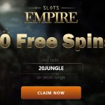 SlotEmpire no deposit bonus codes