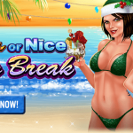 Naughty or Nice Spring Break Slot