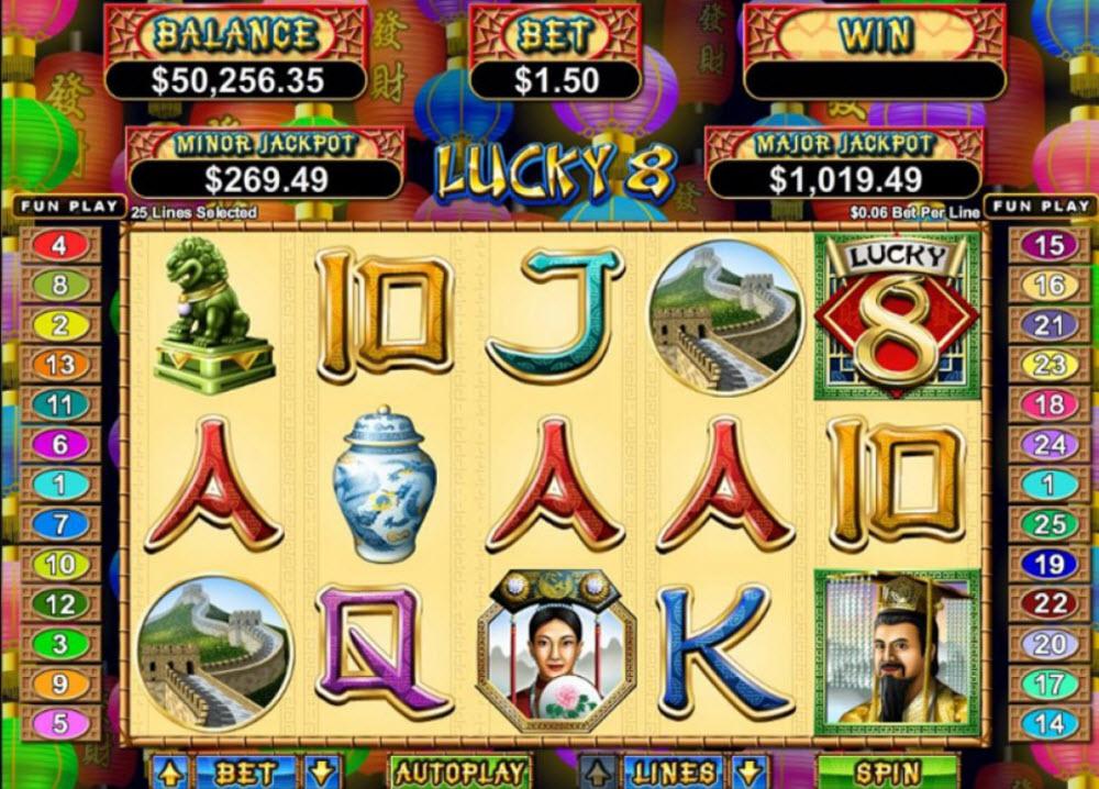 lucky8 slot