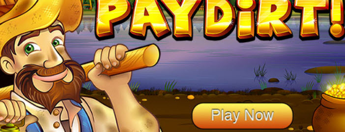 Paydirt Slot Game