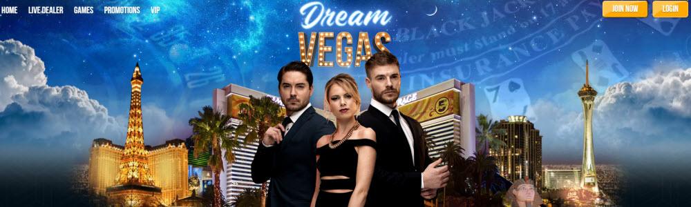 Dream Vegas casino
