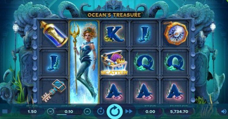 Ocean's Treasure Slot Game Review