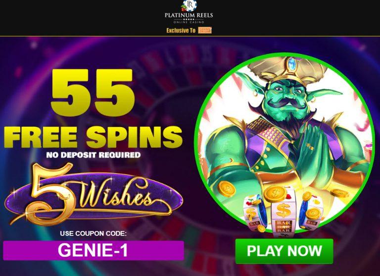 Platin Casino Bonus Codes