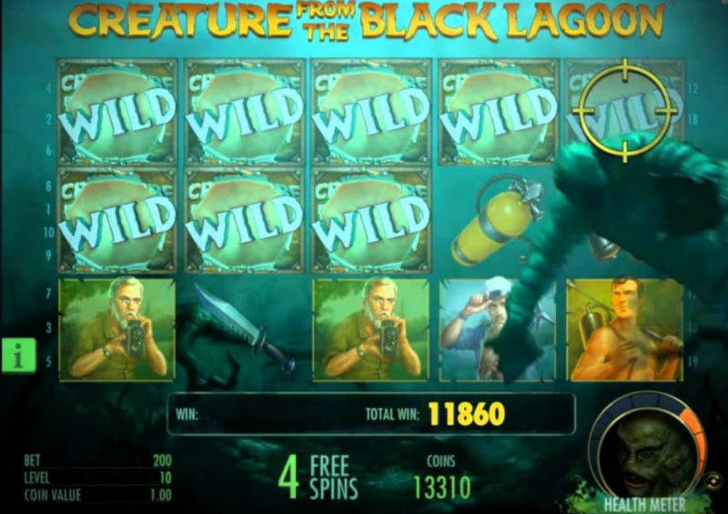BLACK LAGOON SLOT
