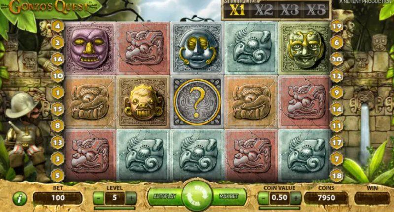 Spanish Gonzo's Quest Slot