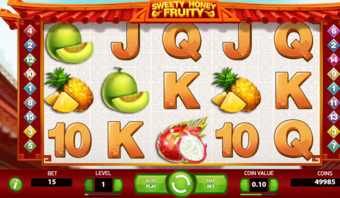 Sweet Honey Fruity Slot