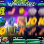 Alien Spinvasion Slots