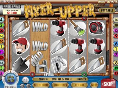 Fixer Upper Online Slots