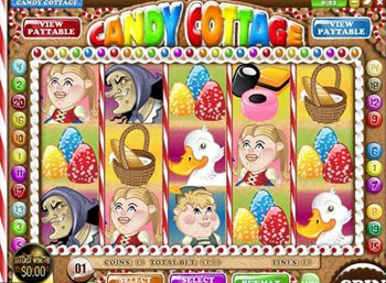 Candy Cottage Slot