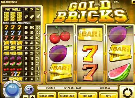 Gold Bricks Slots