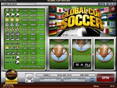 global cup soccer slot