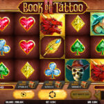 Book of Tattoo 2 Slot