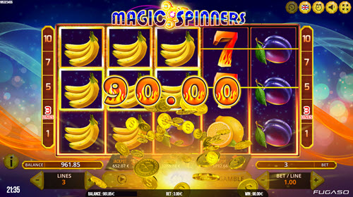 Magic Spinners Slots