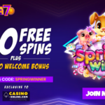 spring wilds slot 60 free spins