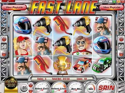 Fast Lane Slots