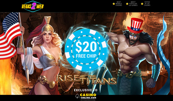 rise of the titans slots