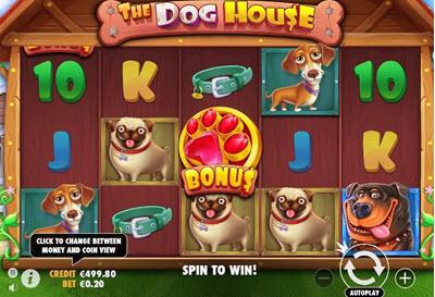 The Dog House Slot